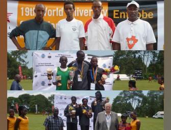 Entebbe 2014: Uganda sweep World University Cross Country titles