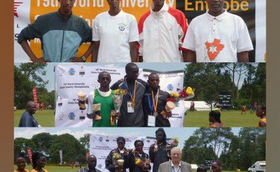19th World University Cross Country Championships