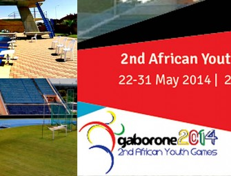 2nd African Youth Games – Gaborone 2014