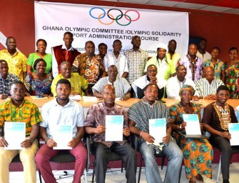 Glasgow 2014: Ghana appoints Chris Essilfie as new Chef de Mission