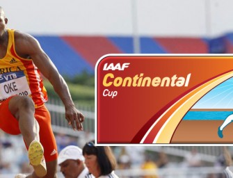 IAAF Continental Cup – Marrakech 2014