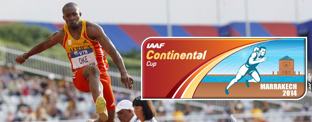 Follow AthleticsAfrica.Com Live Coverage from the 2014 IAAF Continental Cup (Marrakech 2014) from the Grand Stade de Marrakech, Morocco - September 13-14.