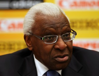 IOC Ethics Commission calls for Lamine Diack suspension as Honorary Member