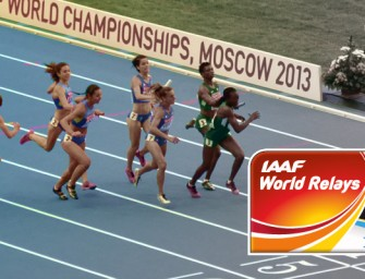 IAAF World Relays – Bahamas 2014