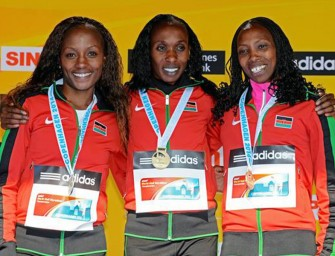 Copenhagen 2014: Kamworor and Cherono lead Kenyan dominance