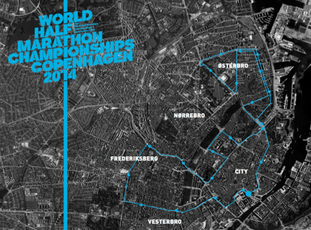 Course Map - Copenhagen 2014