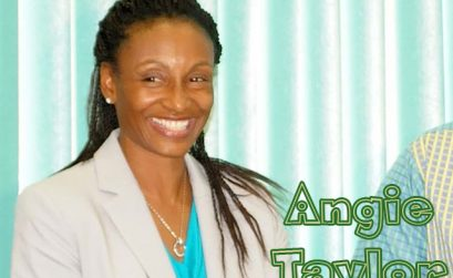 National High Performance Director, Angie Taylor