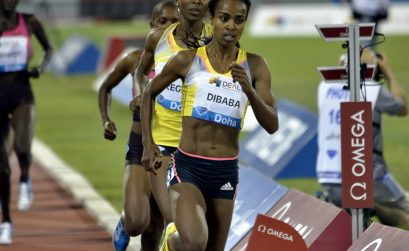 Ethiopia's Genzebe Dibaba will headline the women's 3000m field