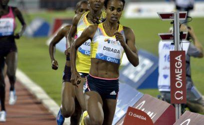 Ethiopia's Genzebe Dibaba will headline the women's 3000m field