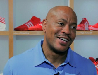 Glasgow 2014: Maurice Greene to handle Nigerian relay teams