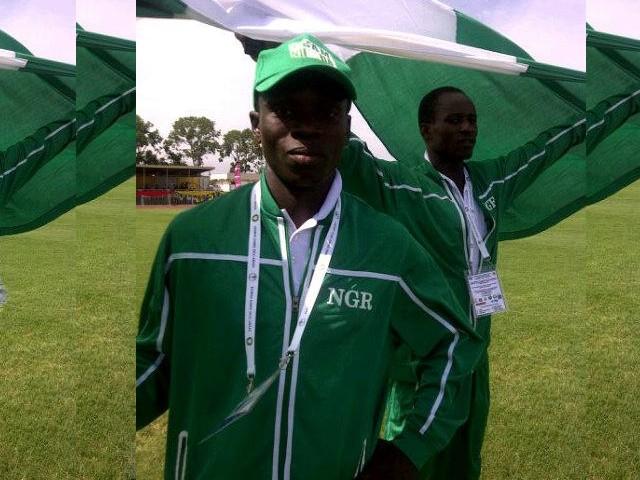 Nigerian Coach Rauf Abass