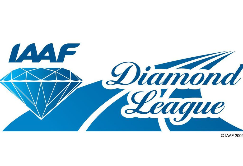 The IAAF Diamond League Logo