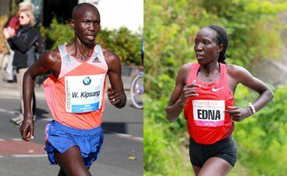 Wilson Kipsang and Edna Kiplagat set for 2014 Mattoni Olomouc Half Marathon