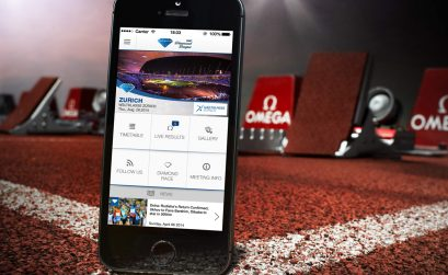 IAAF Diamond League App