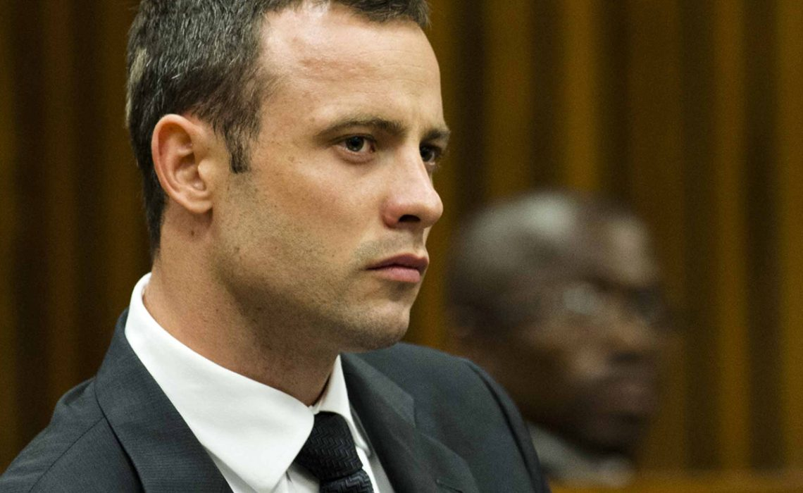 Oscar Pistorius in court in Pretoria / Photo: SAPA