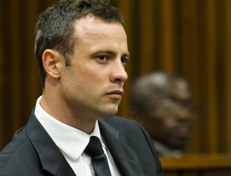Oscar Pistorius to serve at least 3 years in prison for Reeva Steenkamp murder