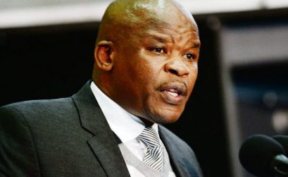 Athletics South Africa president - Aleck Skhosana