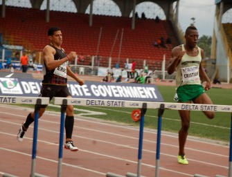 Warri Relays: Morton, Nicole excited with comeback wins