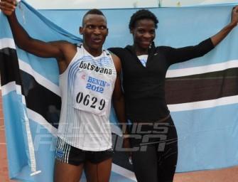 Isaac Makwala breaks Botswana 400m record in Ostrava