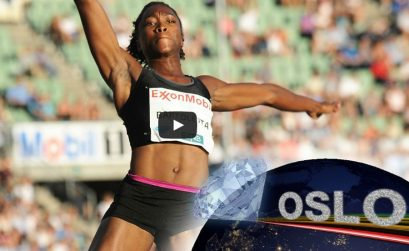 IAAF Diamond League Oslo 2014 – ExxonMobil Bislett Games Highlights
