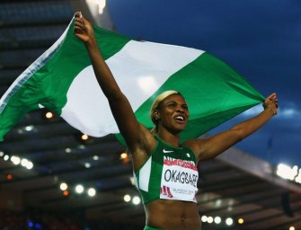 Glasgow 2014: Blessing Okagbare smashes Commonwealth Games 100m record on Day 2