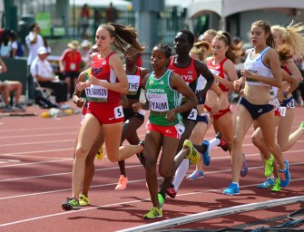 In Pictures: African athletes at the IAAF World Juniors – Oregon 2014