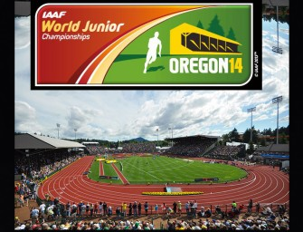 Oregon 2014 tipped to be 2nd biggest IAAF WJC ever
