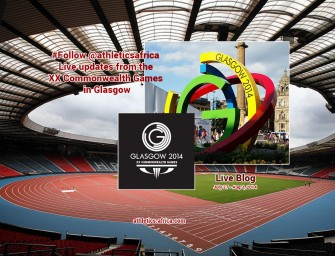 Live: 20th Commonwealth Games Athletics – Glasgow 2014