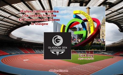 AthleticsAfrica.com Liveblog - Glasgow 2014 Commonwealth Games