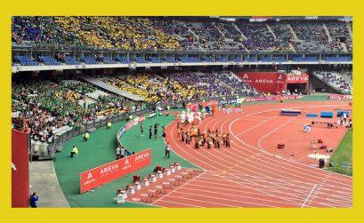 IAAF Diamond League, Paris
