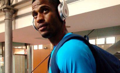 Spain-based Nigerian jumper Samson Idiata earns a spot on the Nigerian team to Glasgow 2014.