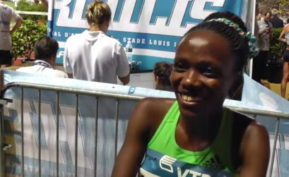 IAAF Diamond League Monaco - Winnie Nanyondo