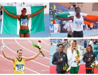 Nigerians dominate Team Africa to Continental Cup – Marrakech 2014