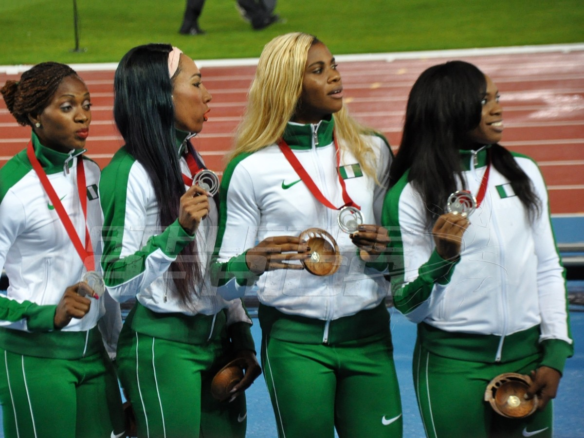 In Pictures: African athletes at 20th Commonwealth Games ...