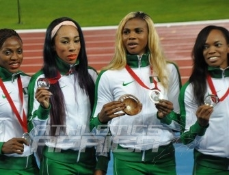 In Pictures: African athletes at 20th Commonwealth Games – Glasgow 2014