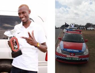 Caleb Ndiku's heroic homecoming to Machakos