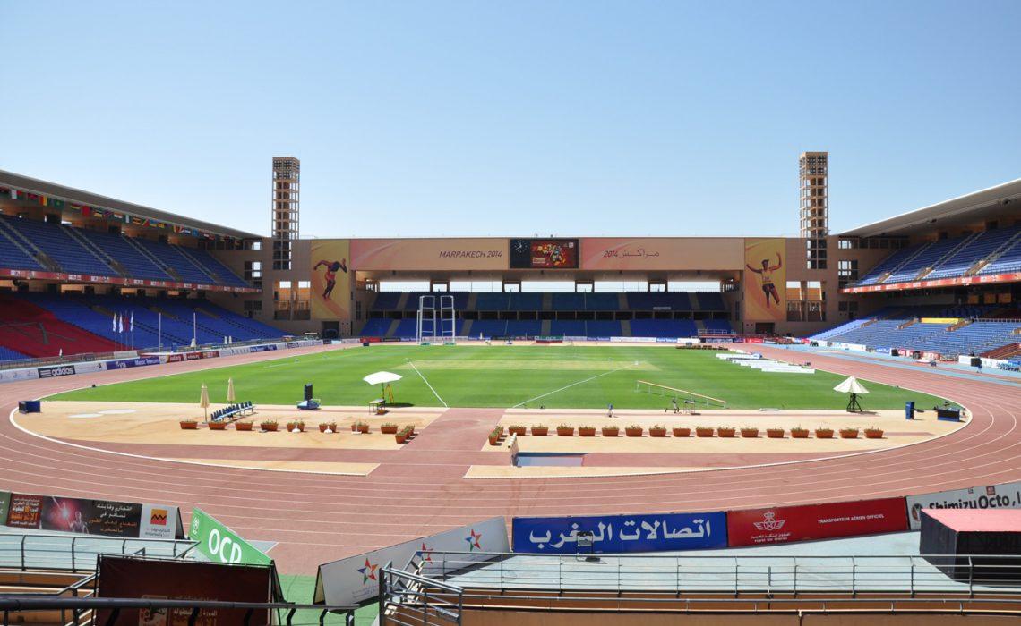 Grand Stade de Marrakech / Photo: Yomi Omogbeja