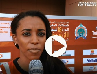 Interview: Basant Mosaad Mohamed Hassane (Egypt) Marrakech 2014
