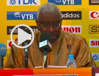 IAAF Continental Cup – Press Conference Highlights