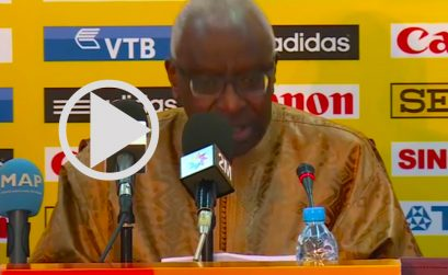 IAAF Continental Cup Marrakech 2014 - Press Conference Highlights Part 01