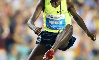 Kenya's Jarius Kipchoge Birech wins at the IAAF Diamond League in Brussels / Photos: © Gladys Chai von der Laage