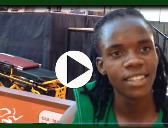 Interview: Kabange Mupopo (Zambia) Marrakech 2014