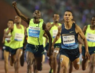 Taoufik Makhloufi wins in Brussels but Silas Kiplagat takes Diamond Race