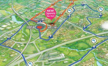 Spar Women's 10km run in Pretoria