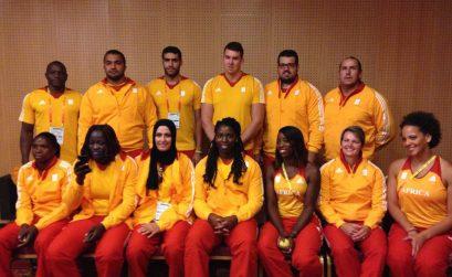 Team Africa - Marrakech 2014