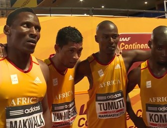 Africa ends on high, Europe retain Continental Cup – Day 2 Report