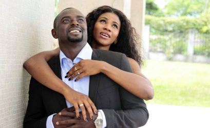 Blessing Okagbare tied the knot with Igho Otegheri in Sapele on November 8, 2014