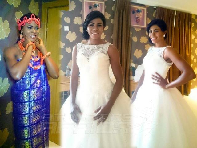 Blessing Okagbare weds Igho Otegheri in Sapele