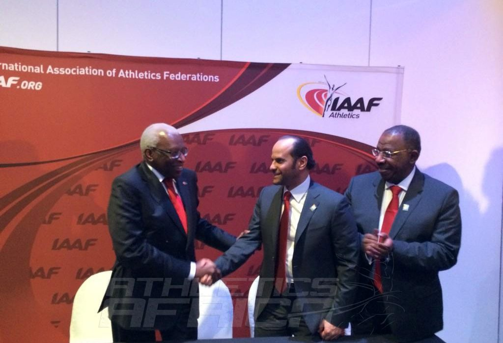 Doha to host the 2019 IAAF World Championships