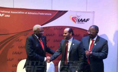 Doha to host the 2019 IAAF World Championships